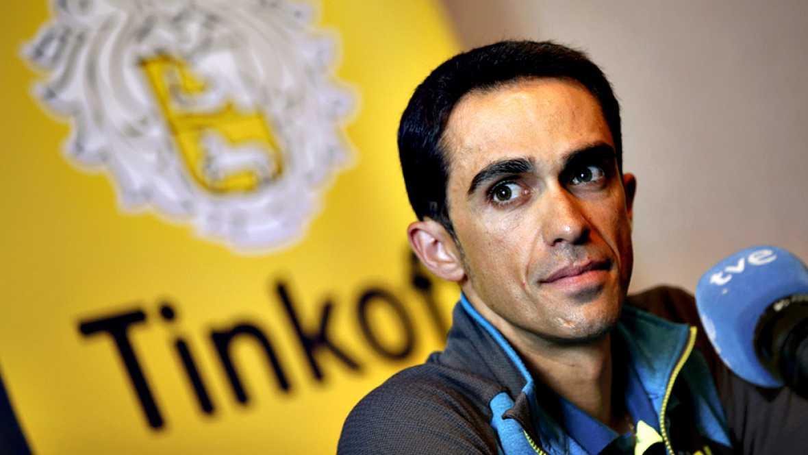El ciclista de Pinto admite que no hará locuras en los primeros días y coloca a Froome y a Quintana como máximos favoritos.