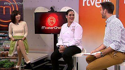 S� Chef - Videoencuentro con Virginia, ganadora de MasterChef 4