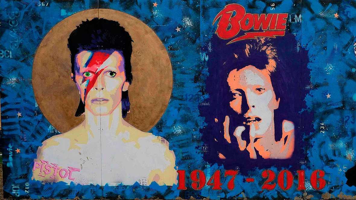 Madrid y Barcelona rinden homenaje a David Bowie