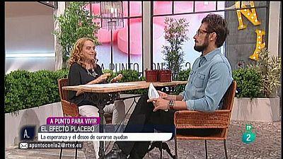A punto con La 2 - A punto para vivir - Blanca Mas - Placebo: (Y2), expectativas y deseos