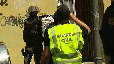 Detenidos tres hermanos en Lleida por enaltecimiento del terrorismo yihadista