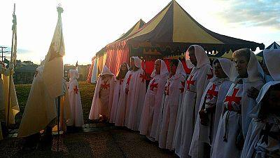 La Noche Templaria vuelve a Ponferrada
