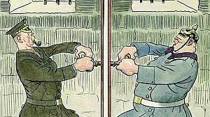 Sileno y su mirada a la I Guerra Mundial