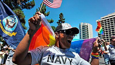 Los transexuales ya pueden alistarse en el Ejército de Estados Unidos