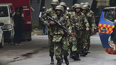 Asesinan a 20 rehenes extranjeros en un ataque a un restaurante en Bangladesh