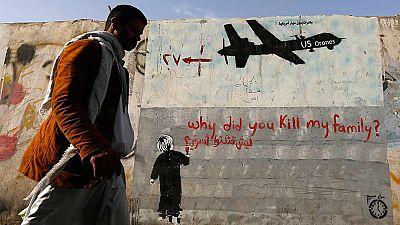 EE.UU. estima que sus drones han matado a 116 civiles desde 2009