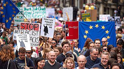 El Brexit ha sumido al Reino Unido en una crisis política sin precedentes