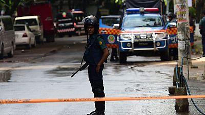 20 civiles muertos en un ataque terrorista en Daca