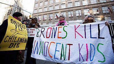 Los ataques con drones de EE.UU. mataron a 116 civiles desde 2009