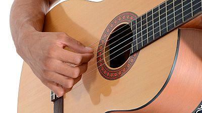 Jesús Guerrero presenta su primer disco en Suma Flamenca