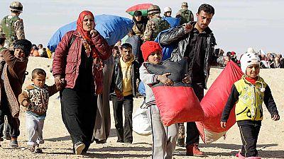 Refugiados sirios encuentran en Marruecos un nuevo hogar