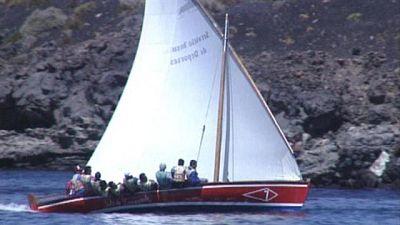 Senderos isleños - Velas y vientos