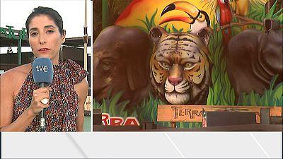 Un tigre mata a una trabajadora de Terra Natura