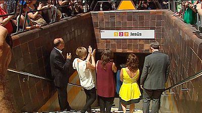 Se cumplen 10 años del accidente del metro de Valencia