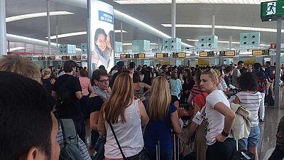 La Generalitat convoca a Vueling ante otra jornada de retrasos