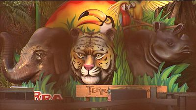 Investigan la muerte de una mujer tras el ataque de un tigre en el Parque Terra Natura