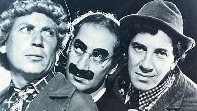 De pel�cula - El maravilloso mundo de los hermanos Marx