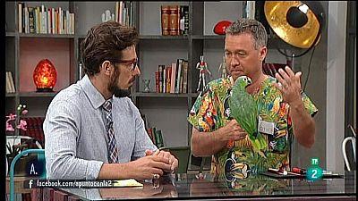 A punto con La 2 - Animales en casa - Las aves domésticas y el calor