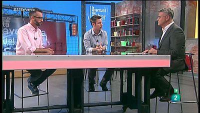 La Aventura del Saber. Entrevista a Alfredo Gª Gárate y Guillermo Blázquez. La cultura del esfuerzo