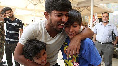 Más de 200 muertos tras un atentado con camión bomba perpetrado por el EI en Bagdad