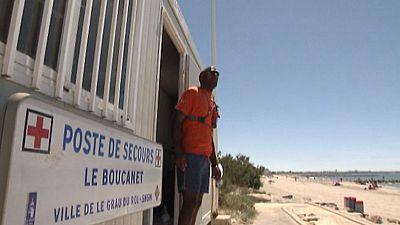 Los socorristas franceses podrán ir armados debido a la alerta antiterrorista