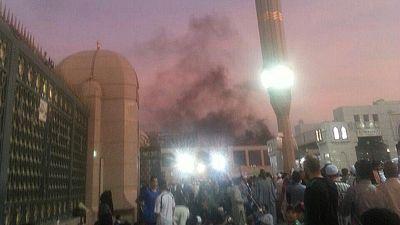 Una cadena de atentados golpea Arabia Saudí, incluida la segunda ciudad más sagrada del Islam
