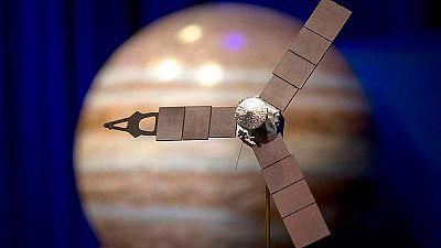 La sonda Juno llega a la órbita de Júpiter tras cinco años de una misión para la historia