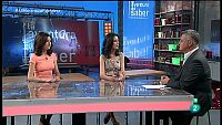 La Aventura del Saber Entrevista a Laura y Mar�a Lara. Familia Real Holanda