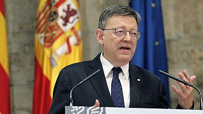Puig no descarta la abstención en el futuro pero otros barones animan a Sánchez a intentarlo si Rajoy fracasa