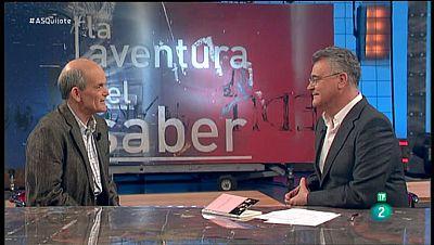 La Aventura del Saber. Entrevista a Emilio Mart�nez Mata. Cervantes