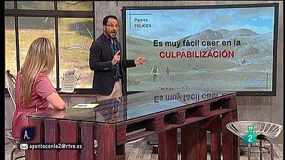 A punto con La 2 - A punto para vivir - Tomás Navarro - Ser padres felices