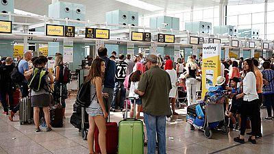 Preocupación entre los clientes de Vueling que tienen previsto viajar las próximas semanas