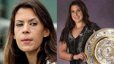 Marion Bartoli teme por su vida por un virus que le ha hecho perder 20 kilos
