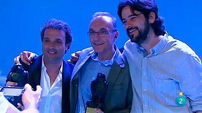 Los galardones 'Cartelera Turia' premian a 'D�as de Cine' por su 25 aniversario