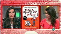 """La Aventura del Saber. Entrevista a Cristina Bonaga. """"Mam� quiero ser youtuber"""""""