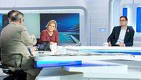Los desayunos de TVE - �scar L�pez, portavoz del PSOE en el Senado - ver ahora