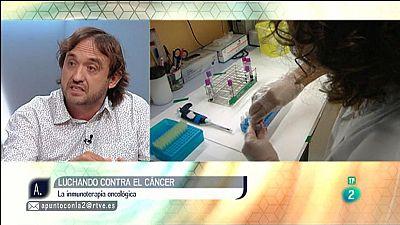 A punto con La 2 - Proyectos solidarios - Immunoterapia oncológica
