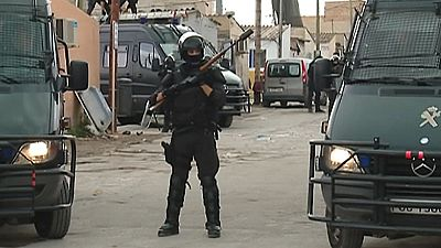 La Guardia Civil detiene a 94 personas en una operación antidroga en varios puntos de España