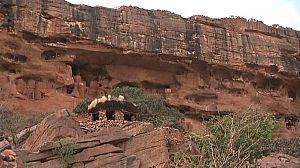Patrimonio de la Humanidad: Farallones de Bandiagara