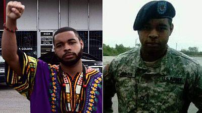 Micah Xavier Johnson, el francotirador identificado de la matanza de Dallas, estuvo destinado en Afganistán