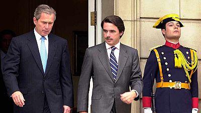 Obama, primer presidente de EE.UU. que llega a España desde hace 15 años