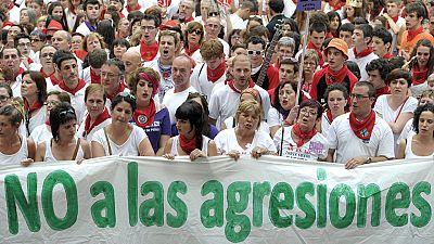 En prisión los acusados de violar a una chica de 18 años en Pamplona
