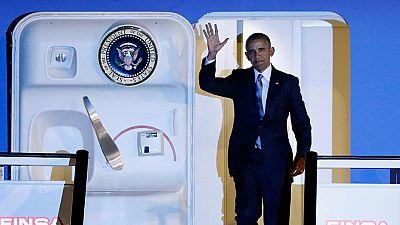 Obama será el primer presidente de EEUU que visita Rota