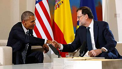 """Obama asegura que apoyará a """"cualquier gobierno"""" que se forme en España"""