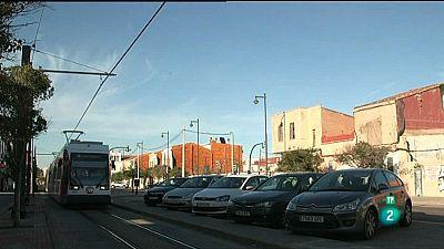Página Dos - La Ruta - La ruta de 'Tranvía a la Malvarrosa'