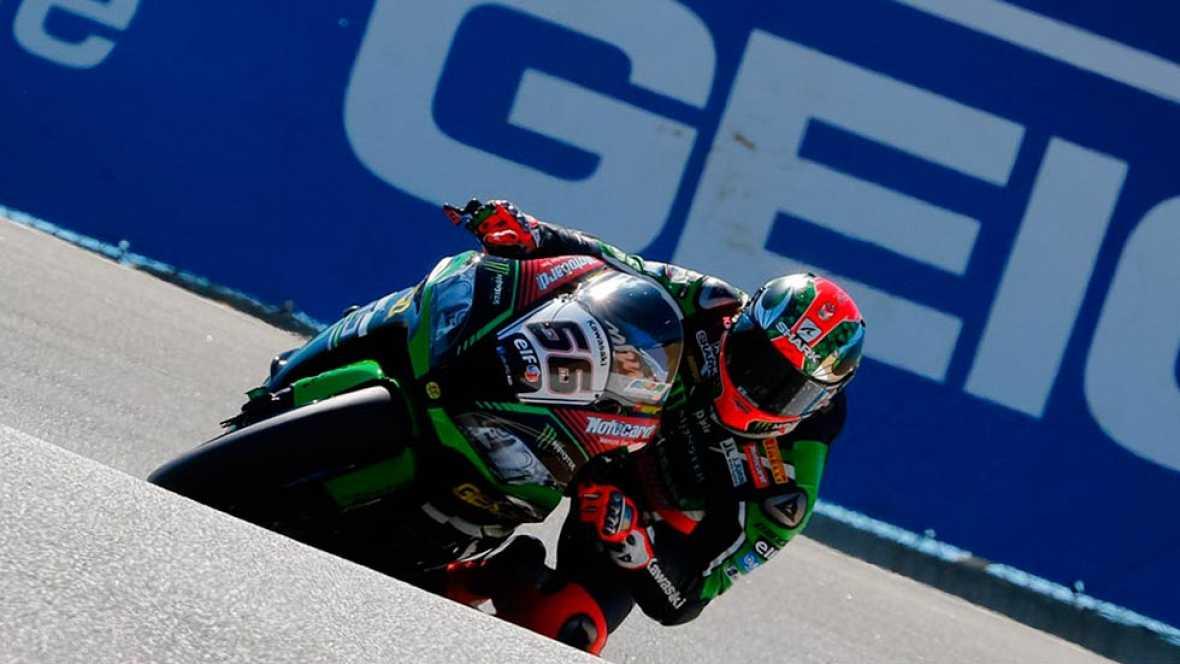 Motociclismo - Campeonato del Mundo Superbike. WSBK 2ª carrera. Prueba Laguna Seca - ver ahora