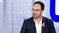Los desayunos de TVE - Antonio Hernando, portavoz del PSOE en el Congreso - ver ahora