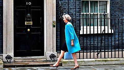 Theresa May, a un paso de convertirse en primera ministra británica