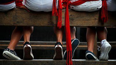 Cuatro de cada diez turistas que visitan Pamplona en sanfermines son extranjeros