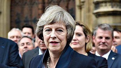 Theresa May será la nueva primera ministra de Reino Unido